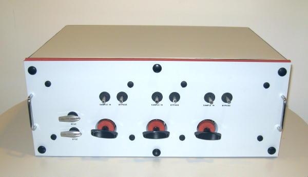 Instrumentation Ovens
